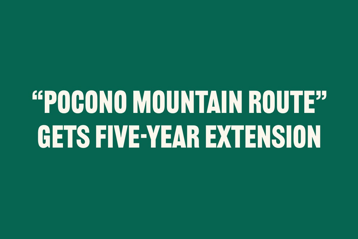 Pocono-Mountain-Route Genesee Valley Transportation