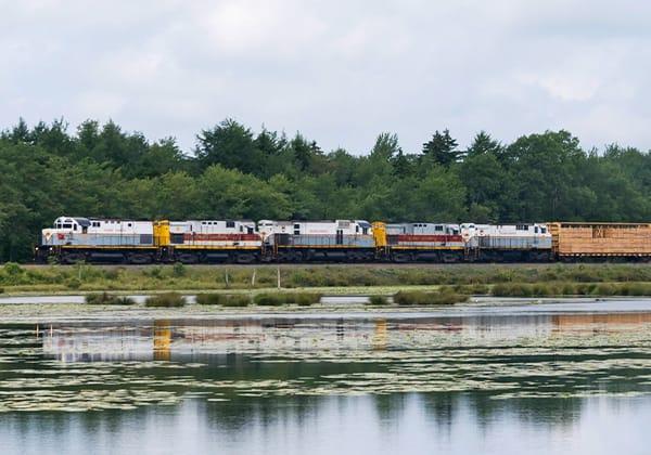 Transload Rail Transit